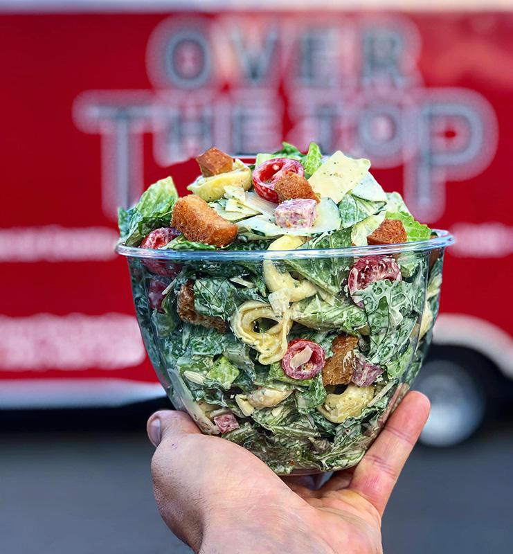 Virginia food trucks-Over the Top Chef