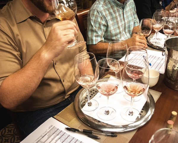 Savor Virginia Wine Classic 2018 at River Stone Chophouse, Suffolk