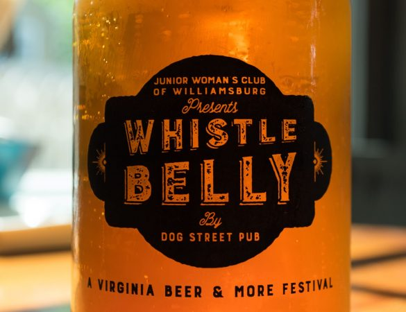 Whistle Belly Beer and Food Festival in Williamsburg