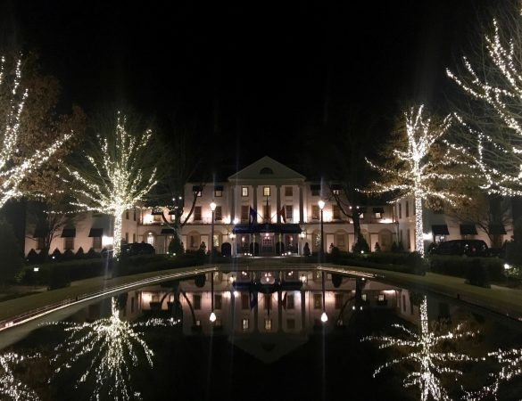 Fine Dining, Wine and History at Williamsburg Inn