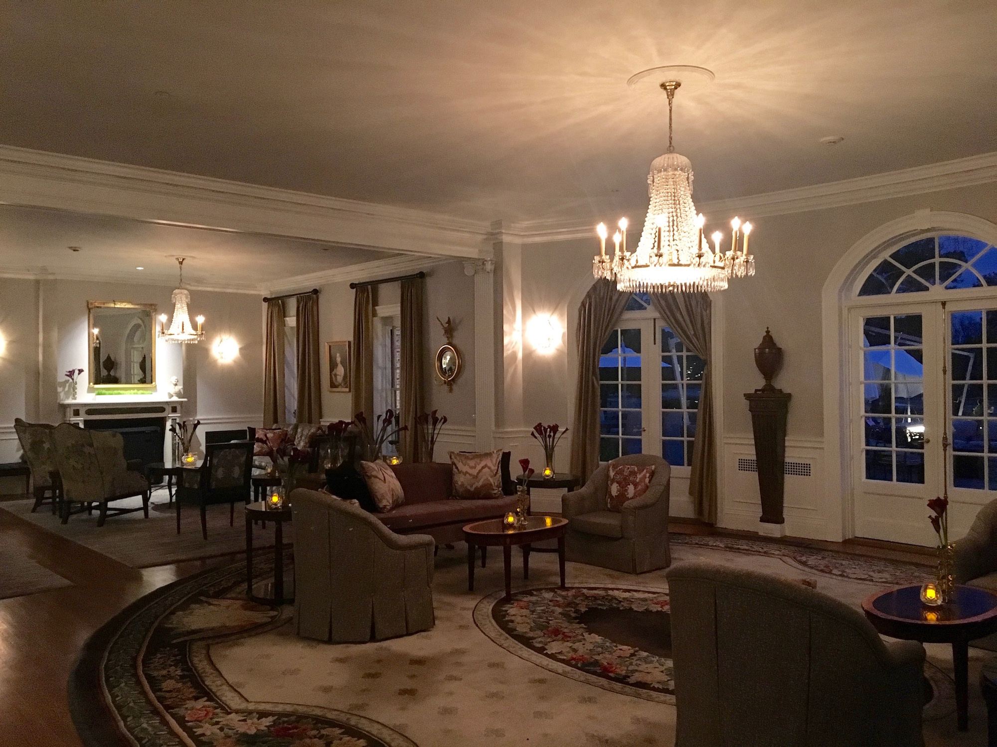 Williamsburg Inn, Colonial Williamsburg, luxury hotel