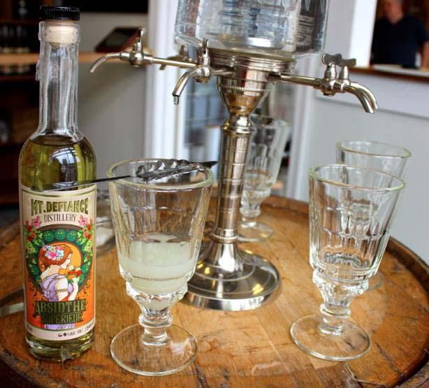 Mt. Defiance absinthe