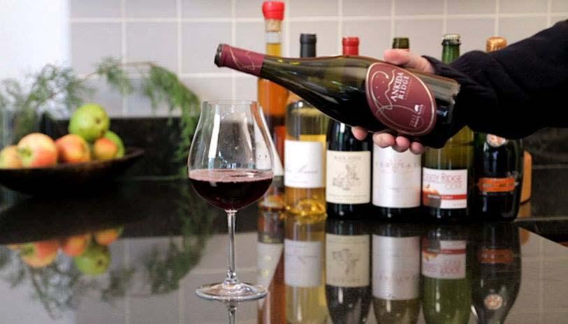 Ankida Ridge Pinot Noir