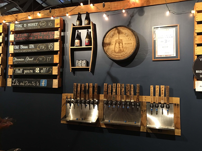 Steam Bell Beer Works in Midlothian