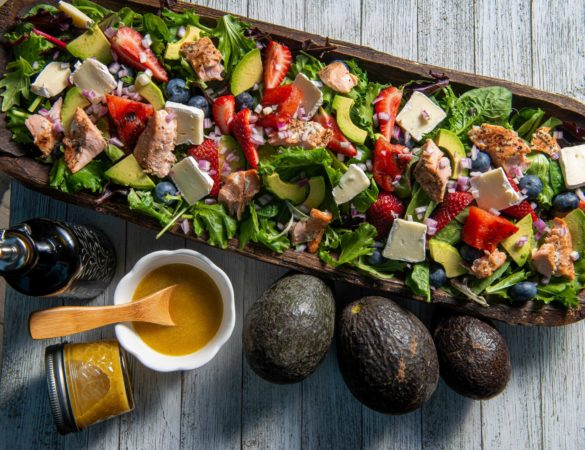 Amazing Avocados and Dreamy Greens