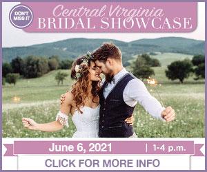 central virginia bridal showcase, lynchburg bride