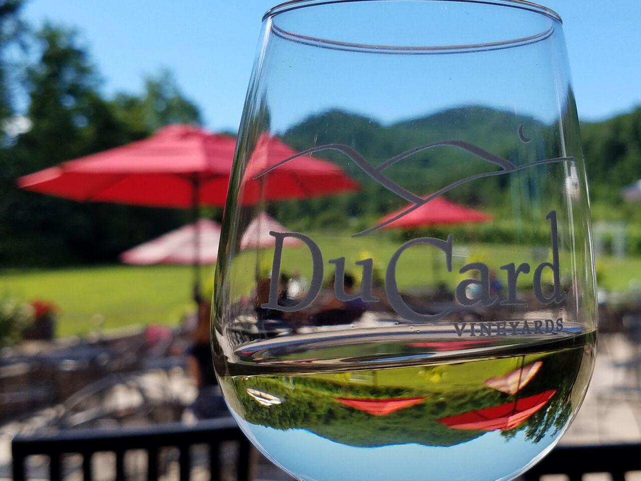 ducard glass of wine 2