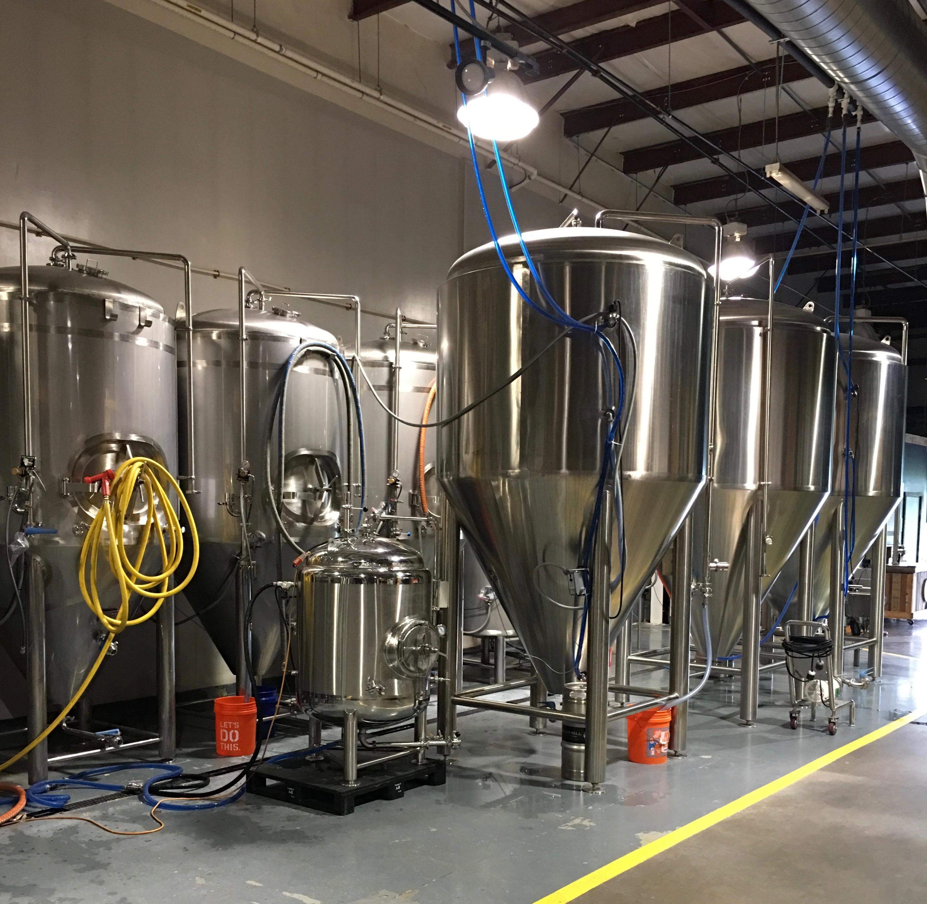 Steam Bell Beer Works Craft Brewery, Midlothian