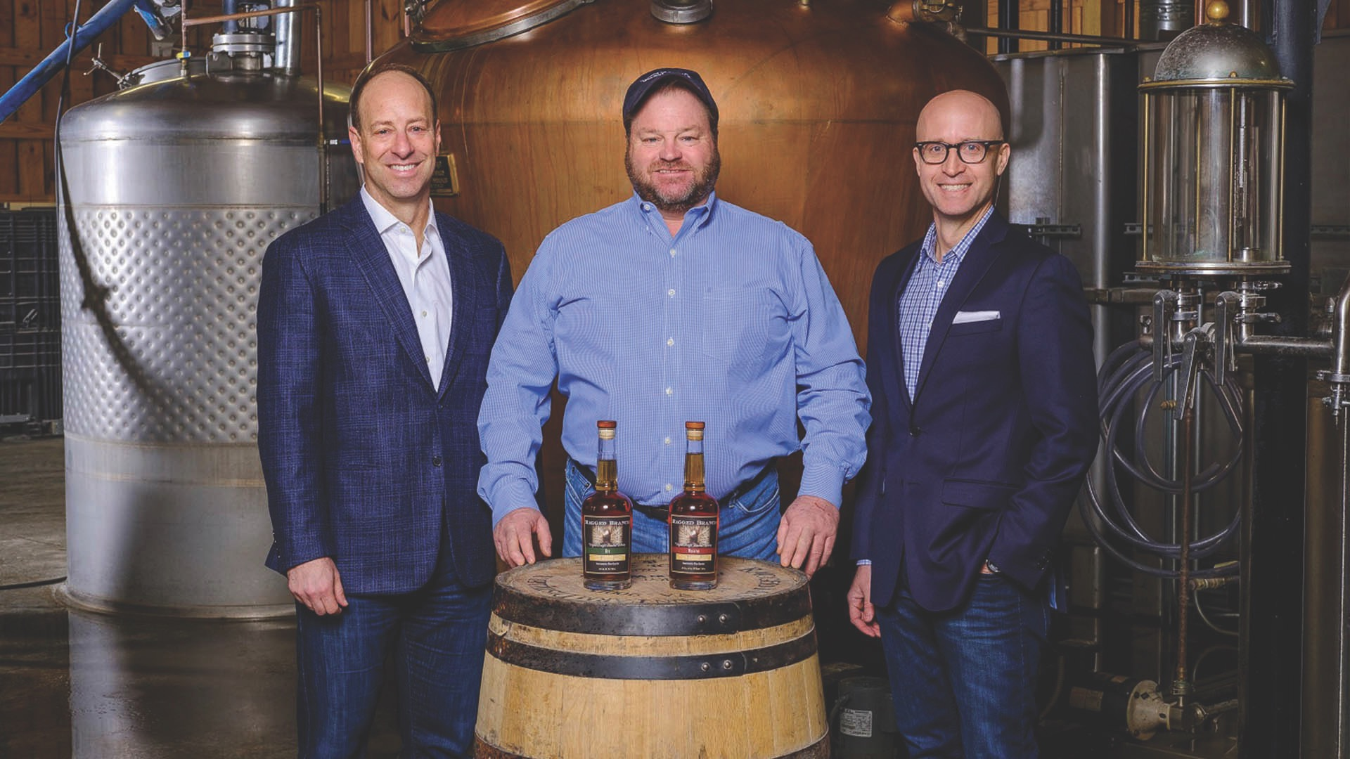 Ragged Branch founders/distillers