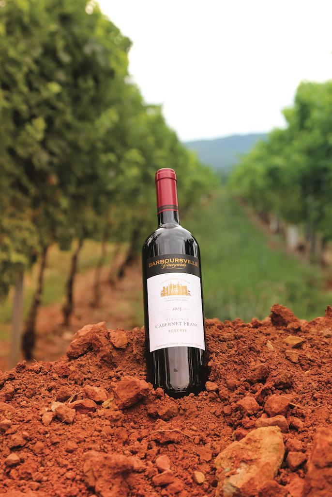 Barboursville Vineyards Cab Franc