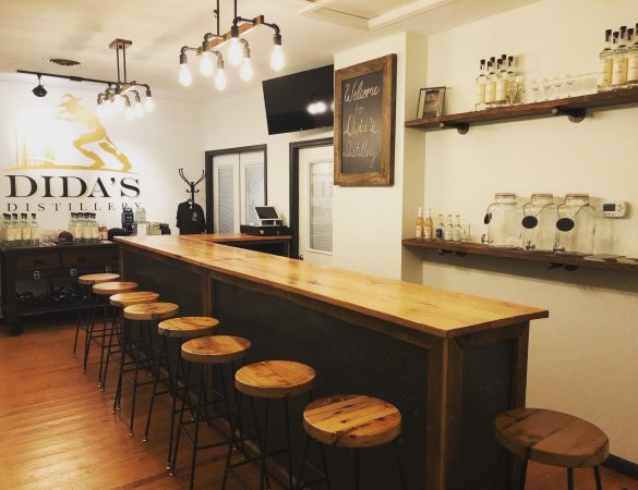 New Dida's Distillery Crafts Grape-Based Spirits