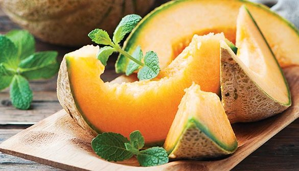 Getting to Know Virginia's Cantaloupes
