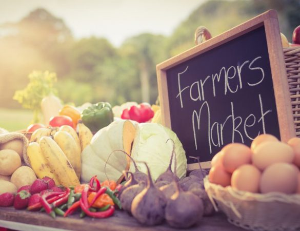 How to Make the Most of your Farmers Market Visit