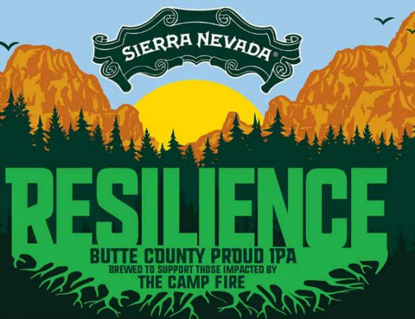 Virginia Breweries Join National Campaign for Camp Fire Relief