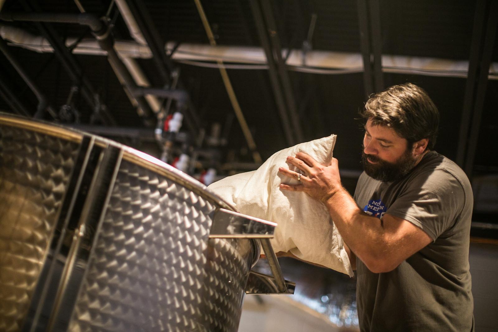 North American Sake, Charlottesville craft brewery