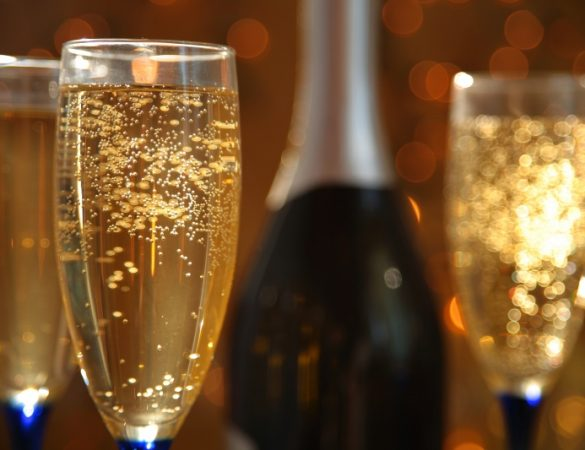 Celebrate The New Year With These Sparkling Wines