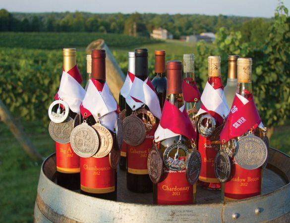 Stanburn Winery and Summertime Food Pairings