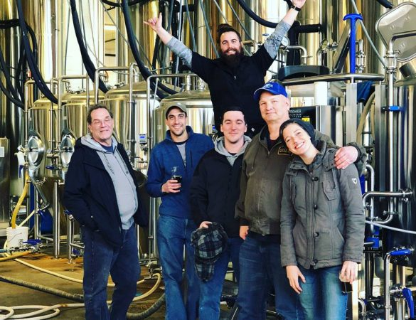 O'Connor Brewing Collaborates for Grainstorm Series