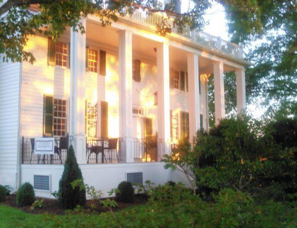 Effingham Manor Winery and Virginia's Heritage