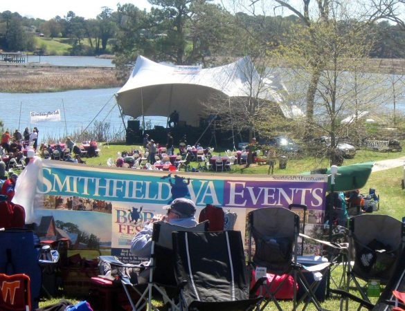 Come for the Festivals, Stay for the Weekend – Smithfield VA