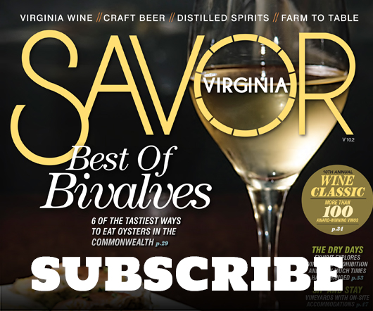 savor virginia fall winter 2017-2018