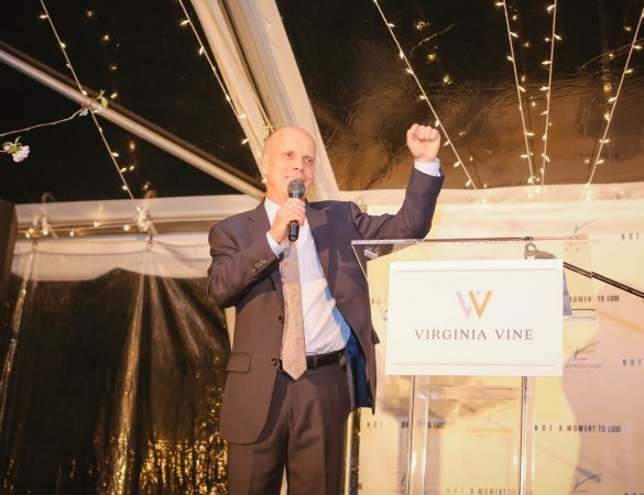 Virginia Vine Raises Over $250,000 For Cancer Research