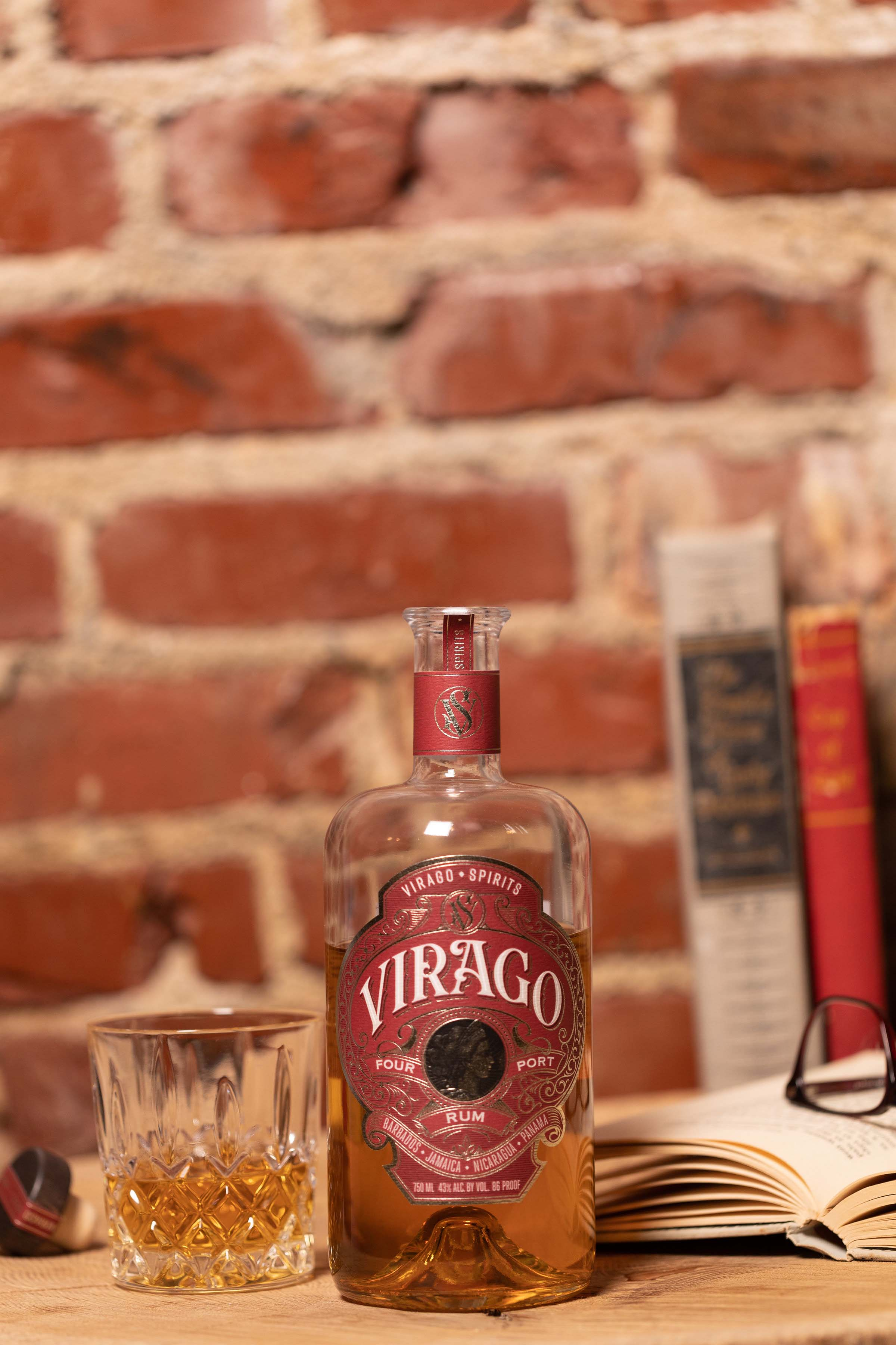 Virago Spirits Four Port Rum, Richmond